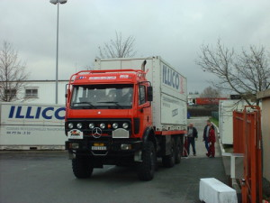 Cuisine mobile Dakar