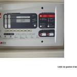 Unité de gestion d'alarme