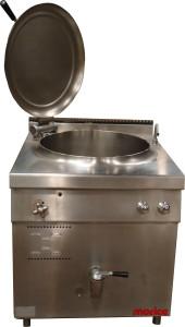 Marmite 150L et autre équipement de cuisine d'occasion